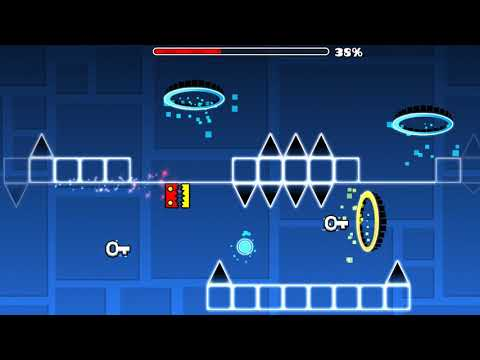'Chaoz Fantasy' Layout By Zuhair | Geometry Dash 2.11