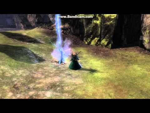 Guild Wars 2 Finisher: Wizard Lightning