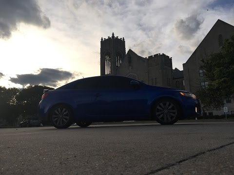 Car Vlog 1 KDM Cam
