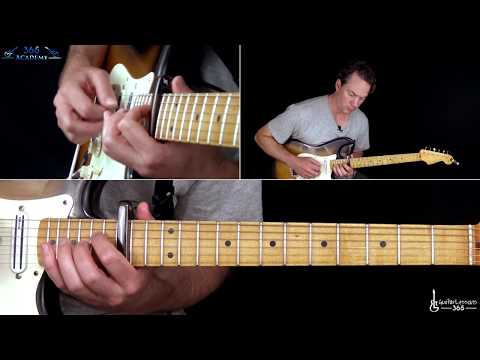 Radiohead - No Surprises Guitar Lesson