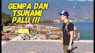Kondisi kota palu setelah gempa dan tsunami