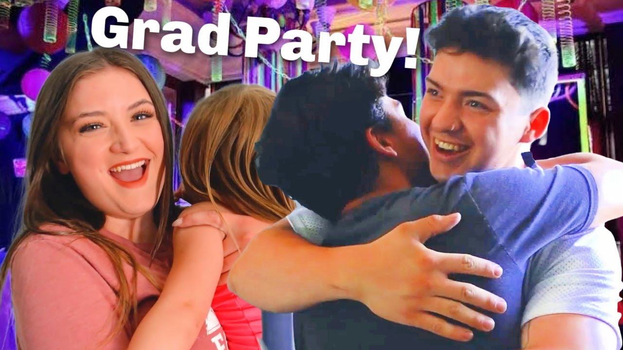 First House Party | Graduation Party