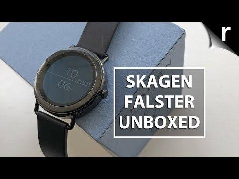 Skagen Falster Unboxing: Fossil's super-stylish smartwatch