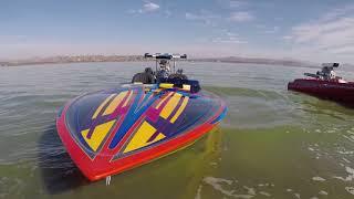 Blown 468 BBC Kachina Jet Boat - PakVim net HD Vdieos Portal