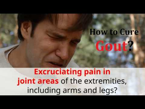 How to Cure Gout in 7 Days