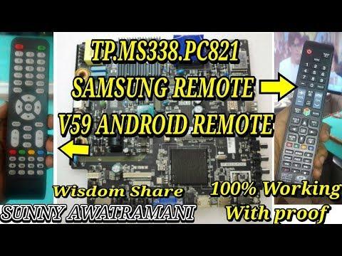 TP MS338 PC821 Firmware Installation With Subtitles - PakVim