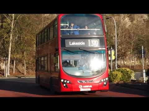 Bus Spotting at Lakeside Bus Station