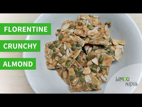 FLORENTINE CRUNCHY ALMOND (english version)