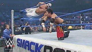 WWE Network: Tajiri vs. Rey Mysterio - Cruiserweight Championship Match: SmackDown, January 1, 2004