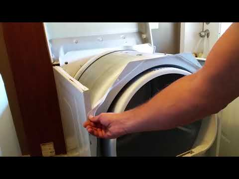 Whirlpool Cabrio electric dryer heating element replacement
