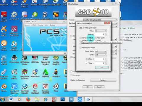 PCSX2 1.4.0 Tips: How to run PCSX2 1.4.0 on 50-60 FPS.