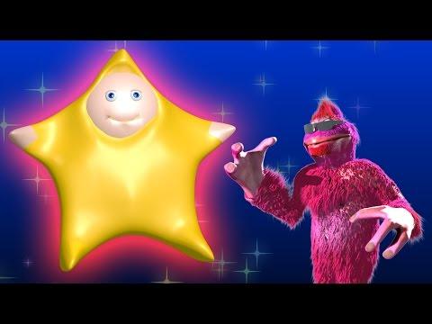 Twinkle Twinkle Little Star - Nursery rhyme children music by Twinkle and The Little stars
