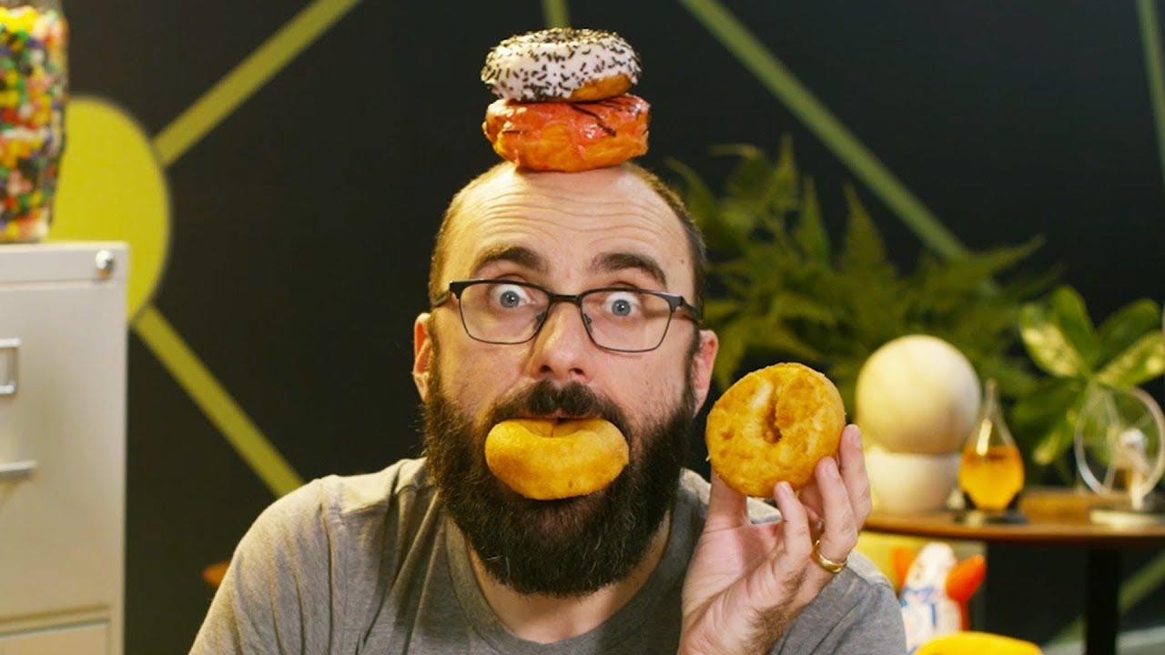 Squaring a Doughnut