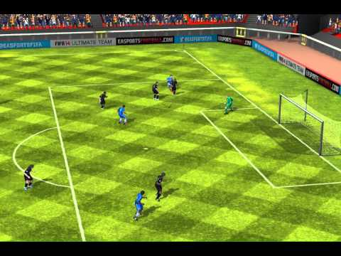 FIFA 14 iPad- Volley goal vs. Manchester City