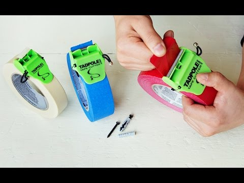 Your house needs this tape cutter.