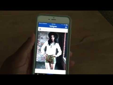 How To Add a Full Size Photo On Instagram