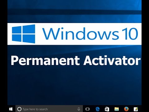 How to activate windows 10 without product key 2017
