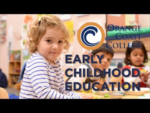 ORANGE COAST COLLEGE: Early Childhood Education