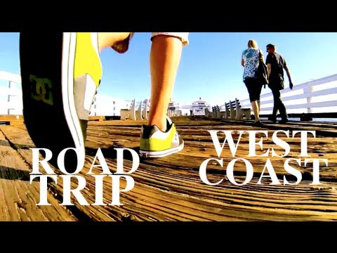 GoPro - Amazing Los Angeles Road Trip (BlackStunt Prod)