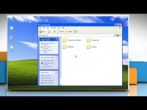 Windows® XP: Add Recycle Bin icon to the taskbar