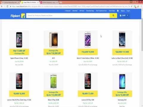 Best Deals on Mobile Phones, Amazon, Flipkart,  Snapdeal !!!