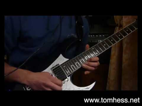 Tom Hess Guitar Playing And Music Contest – Nikita Kochulov