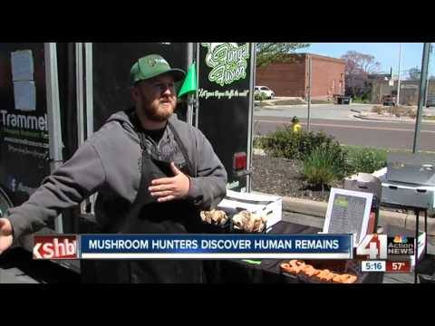 Human Remains found by Morel Mushroom Hunters in Missouri
