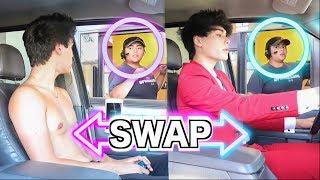 Twin Swap DRIVE THRU Prank