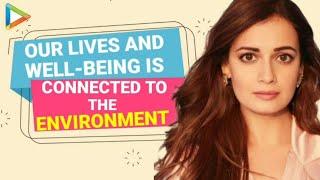 Dia Mirza | Exclusive Interview | Padmavati | Goodwill Ambassador for UN