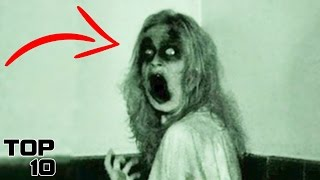 Top 10 Scariest Pictures - Part 3