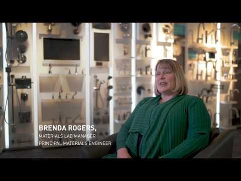 Women's History Month - Brenda Rogers