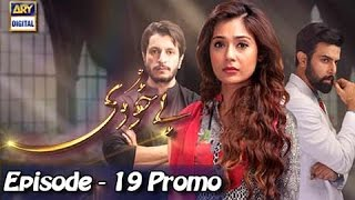 Bay khudi Episode 19 Promo - ARY Digital Drama