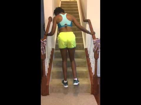 lower leg/Calf exercise