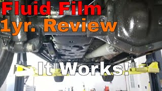 Download Fluid Film Review After 1 Year... It Works. Video