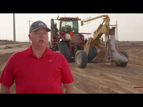 Producers Experience the Steiger CVXDrive Tractor