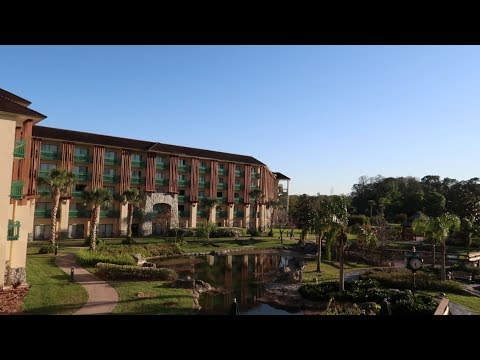 Shades of Green on Walt Disney World Resort Tour | Hotel Grounds, Restaurants, and Pool Locations!