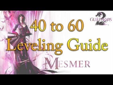 GW2 - Mesmer Leveling Guide pt. 2 (Lvl 40 - 60)