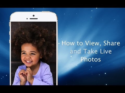 How to Take, Share and View Live Photos on iPhone 6s - iPhone Hacks