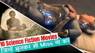 Top 10 Best Science-Fiction Movies Of Hollywood |
