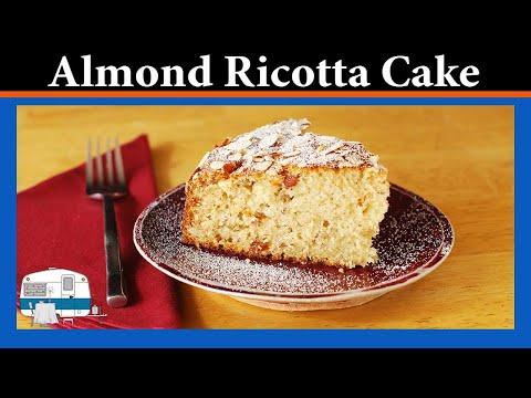 How to Make Almond Ricotta Cheese Cake