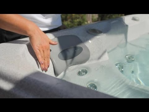 How to Seal Cracks in a Hot Tub With Acrylic : Hot Tub Tips