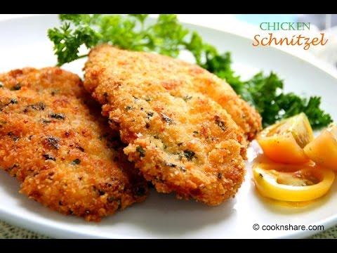 Chicken Schnitzels
