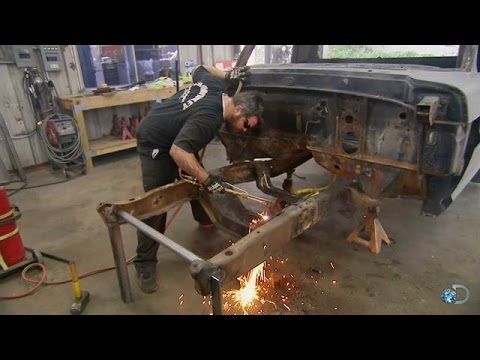 Aaron's 101: Bent Frame Rails | Fast N' Loud