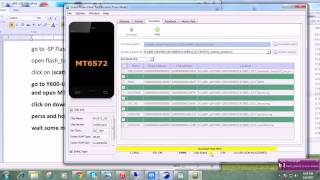 how to frimware upgrade any Huawei with SP flash tool y600 u20