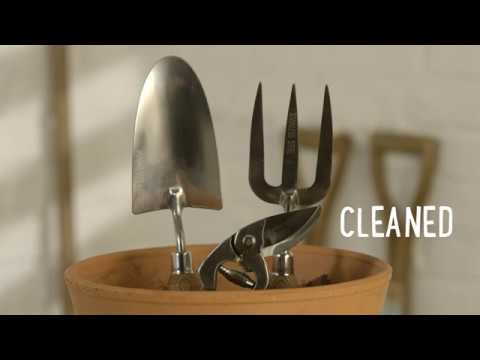 The Tool Cleaning Trick