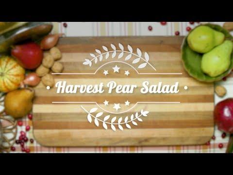 Harvest Pear Salad