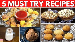 5 Simple & Creative Recipes to Try this Lockdown (Vegetarian)