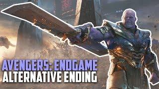 Download Avengers: Endgame ALTERNATIVE ENDING Video
