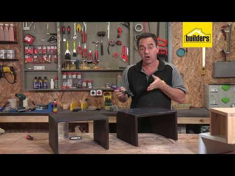 How to make a Couch Arm Table