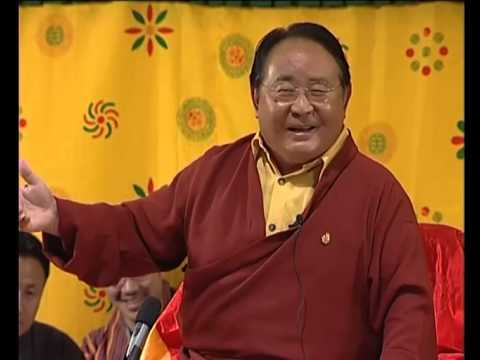 Sogyal Rinpoche ~ Keep Your Heart and Mind Pure